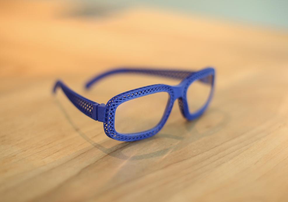 Prototype of glasses