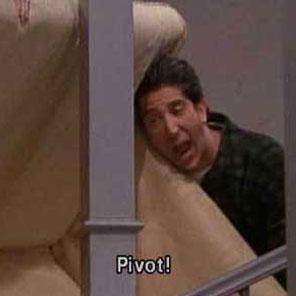 Pivot on Friends