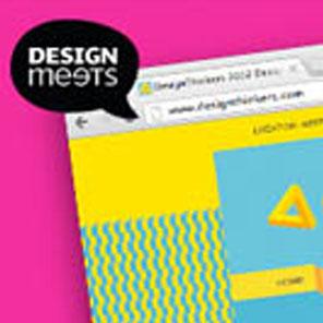 DesignMeets… DesignThinkers2012 – Nov 9