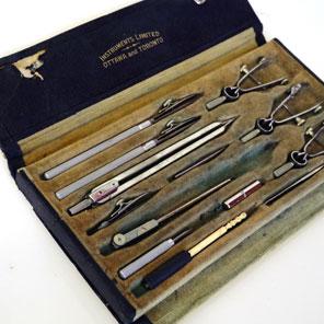 Museum Objects: Geometry Kit