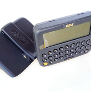 Museum Objects: Blackberry Pager
