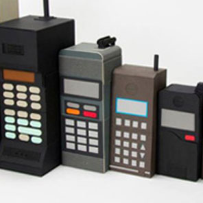 Museum Objects: The First Mobile Phone Call
