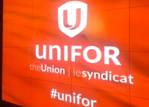 Unifor: The big unveil