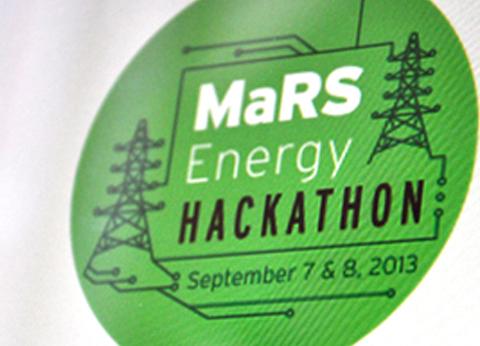 MaRS Energy Hackathon