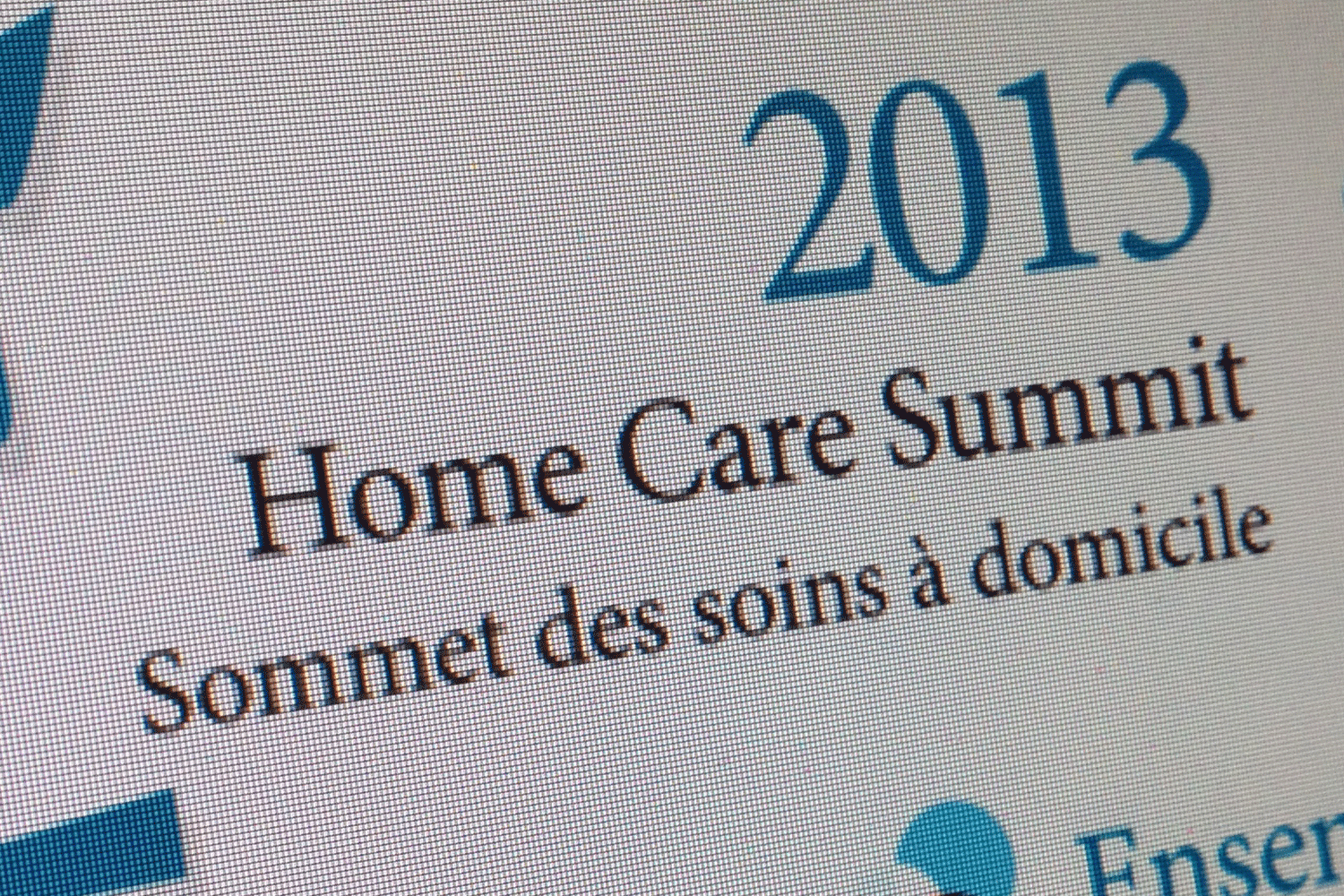 Hacking Health Home Care Summit