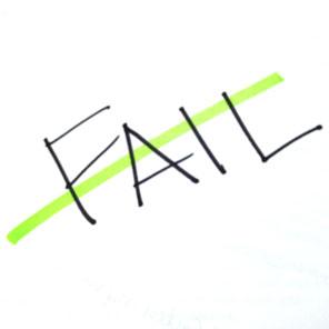 "Buzzwords – ""Fail often so you can succeed sooner"""