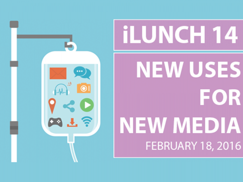 Founder to speak at iLunch 14.11 on interactive digital media