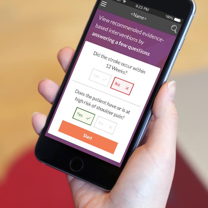 ViaTherapy – A tool to prescribe better stroke rehab care