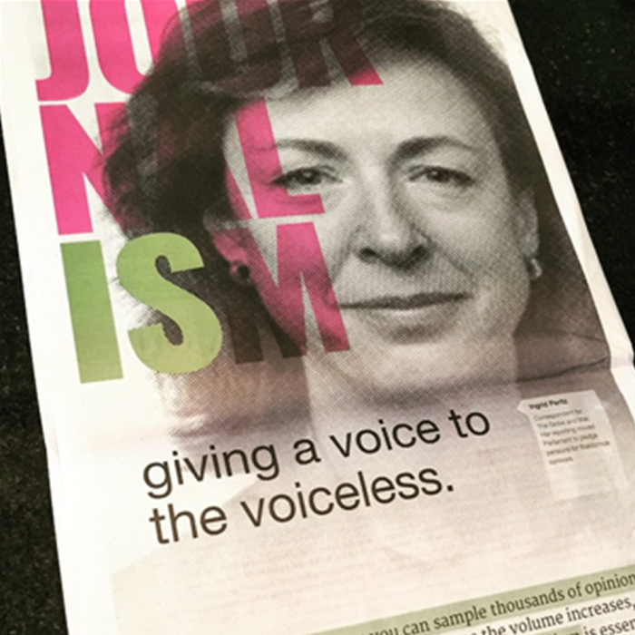 JournalismIS – A Multi-platform, National Campaign Empowers an Industry