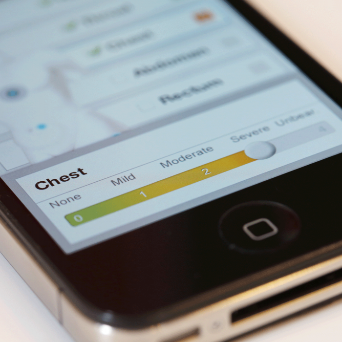 Improved Usability, Design and Marketing for a Tracking App