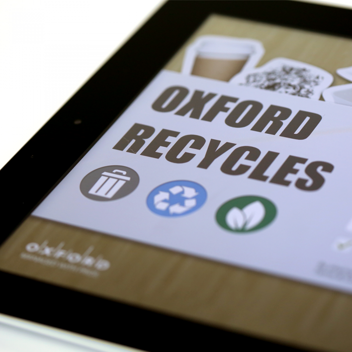 Using Gamification to Educate Adults about Recycling