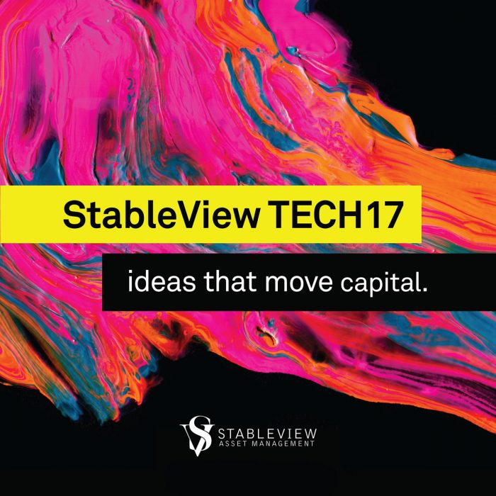 StableView TECH17: Branding Canada's Only Curated Tech Conference