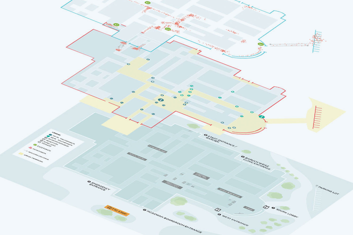Rethinking patient navigation: A human-centered design approach to hospital wayfinding
