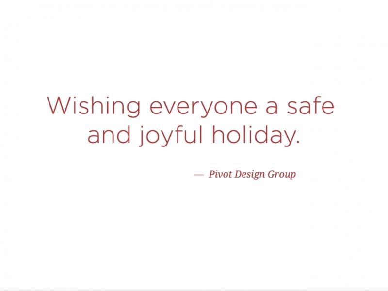 Happy Holidays 2020